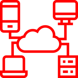 cloud database application